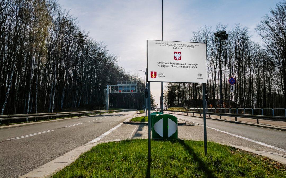 Kontrapas w Gdyni