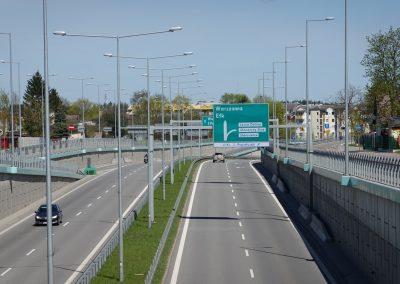 Aleja Niepodległości w Białystoku